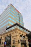 fullon旅馆,台北市大厦  免版税库存照片