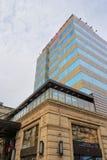 fullon旅馆,台北市大厦  图库摄影