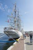 Fullrigger Dar Pomorza Gdynia Royalty Free Stock Images