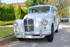 Fully Restored 1950 Austin A-40 Royalty Free Stock Photos