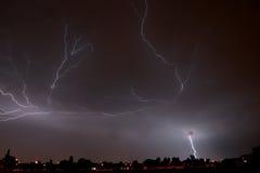 Fulmine 7 di Joburg Fotografia Stock Libera da Diritti