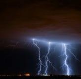 Fulmine di Tucson Immagini Stock Libere da Diritti