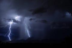 Fulmine di Tucson Fotografia Stock Libera da Diritti