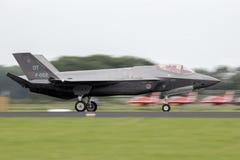 Fulmine II di Lockheed Martin F-35 Immagine Stock Libera da Diritti