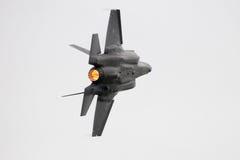 Fulmine II di Lockheed Martin F-35 Fotografie Stock