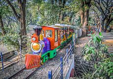 Fulrani , the toy train in Peshwe Park. Stock Photography