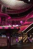 Fulton Center är delen av $1 4 miljard projekt vid den storstads- trans.myndigheten Royaltyfria Bilder