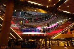 Fulton Center NYC 4 Images libres de droits