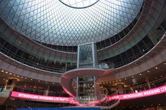 Fulton Center NYC 19 Stock Foto
