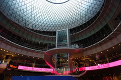 Fulton Center NYC 40 Arkivbild