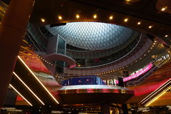 Fulton Center NYC 12. Designed by Grimshaw Architects in collaboration with Arup and worldrenowned designer James Carpenter, who is celebrated for his work with Stock Photography