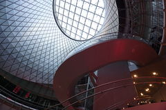 Fulton Center NYC 17 Royalty Free Stock Photos