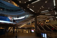 Fulton Center NYC 30 Stock Photo