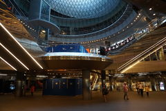 Fulton Center NYC 31. Designed by Grimshaw Architects in collaboration with Arup and worldrenowned designer James Carpenter, who is celebrated for his work with Stock Images