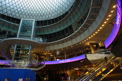 Fulton Center NYC 54 Stock Photo