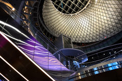 Fulton Center is part of a $1.4 billion project by the Metropolitan Transportation Authority Stock Photo