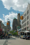 Fulton Mall Brooklyn New York City USA Royalty Free Stock Photography