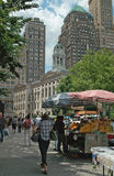 Fulton Mall Brooklyn New York City USA Stock Photos
