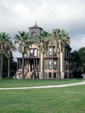 Fulton Mansion. Circa 1900 Rockport/Fulton, Texas, now a museum Stock Image