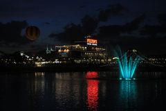 Fulton's Crab House, Disney Springs, Orlando, FL. Royalty Free Stock Photography