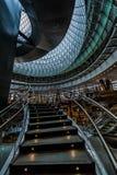 Fulton Street Subway Station Royalty Free Stock Photo