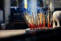 Fumée Photographie stock