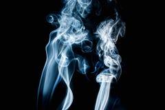 Fumée Photo stock