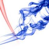 Fumée abstraite Images libres de droits