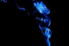 Fumée abstraite Photographie stock