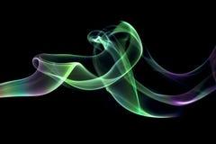 Fumée abstraite Image stock