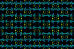 Fumée abstraite Art Pattern Image stock
