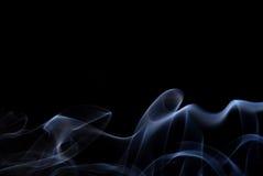 Fumée au sol Images libres de droits