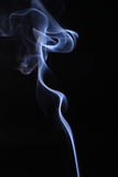 Fumée blanche abstraite. photo stock