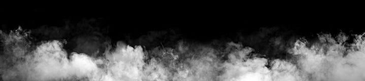 Fumée blanche photo libre de droits
