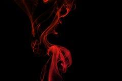 fumée colorée d'abstrait Image libre de droits