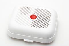 fumée d'incendie de détecteur Image stock