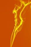 Fumée de couleur Image stock