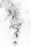 Fumée noire Image libre de droits