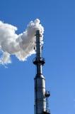 Fumée se soulevante Photographie stock libre de droits
