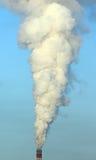 Fumée toxique Image libre de droits