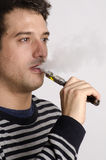 fumador Imagen de archivo