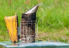 Fumador de la abeja Fotos de archivo libres de regalías
