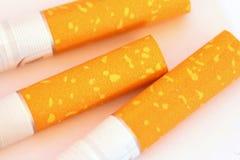 fumar Imagens de Stock Royalty Free