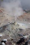 Fumarole, Yellowstone Stock Image
