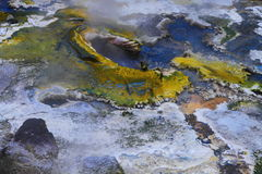Fumaroles Royalty Free Stock Images