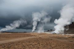 Fumaroles of Hvrerir