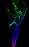 Fumée abstraite Photo libre de droits