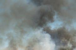 Fume el fondo Fotografía de archivo libre de regalías