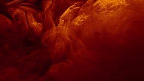 Fume flow motion sparks red orange steam blend