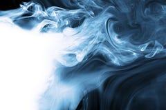 Fumée réaliste Photographie stock libre de droits